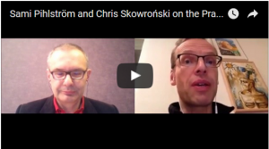Skowroński and Pihlström on Pragmatist Kant