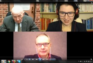 A Seminar Online with John Lachs