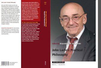 Berlin Forum's Members' New Book on John Lachs